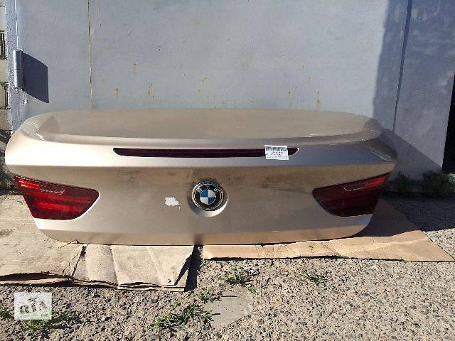 бу Двери/багажник и компоненты Крышка багажника Легковой BMW 6 Series Cabrio в Харькове