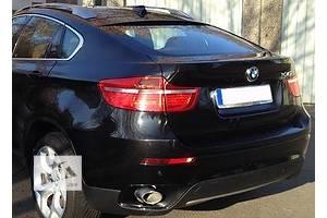 Бампер задний BMW X6