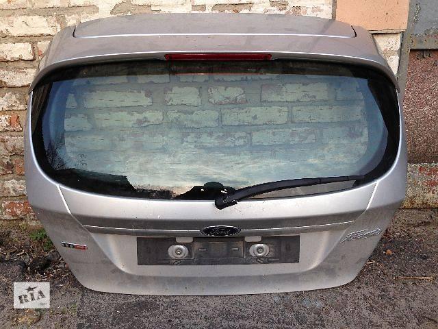 Двери/багажник и компоненты Крышка багажника Легковой Ford Fiesta 2010- объявление о продаже  в Полтаве