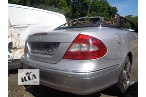 Бампер задний Mercedes CLK-Class