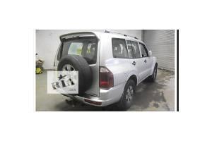 Крышки багажника Mitsubishi Pajero Wagon