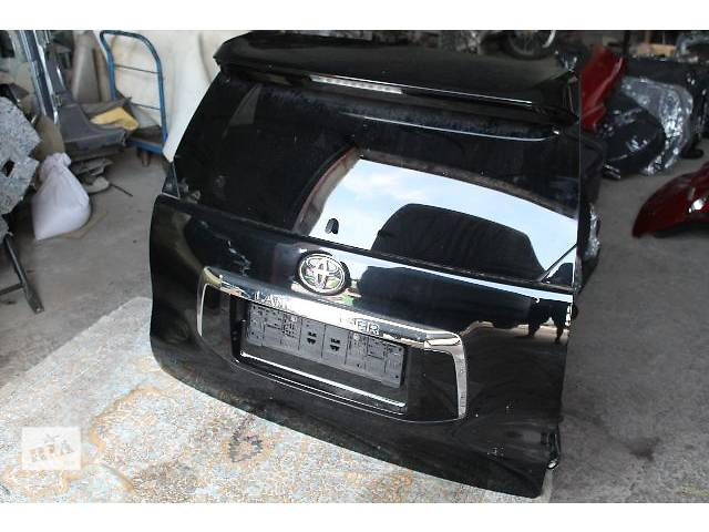 бу Двери/багажник и компоненты Крышка багажника Легковой Toyota Land Cruiser Prado 150 2013 в Ивано-Франковске