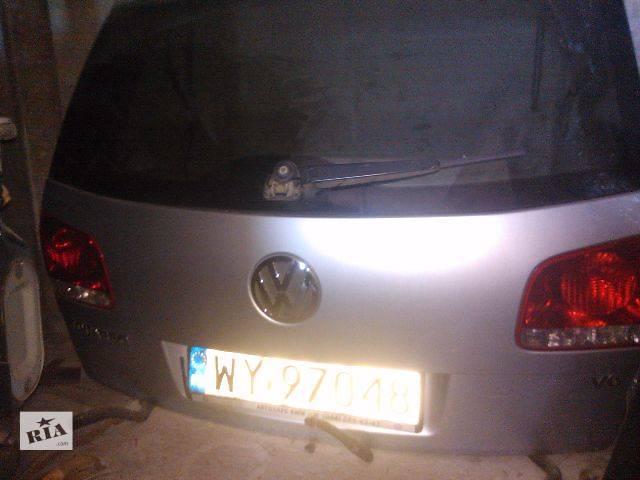 купить бу Двери/багажник и компоненты Крышка багажника Легковой Volkswagen Touareg Кроссовер 2005 в Киеве
