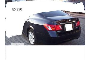 Крышка багажника Lexus ES