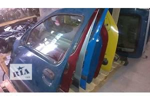 Молдинги двери Renault Kangoo