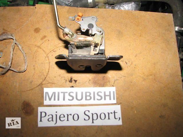 продам Двери/багажник и компоненты Замок крышки багажника Легковой Mitsubishi Pajero Sport бу в Киеве
