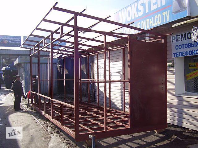 продам Двери стальные, ворота , решётки , лестницы, козырьки, навесы, любые металлоконструкции. бу в Харькове