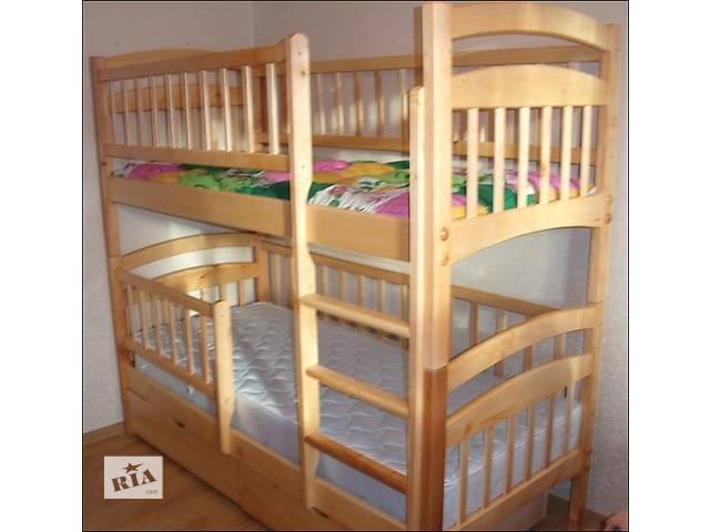 продам Двухъярусная кровать Карина бу в Сумах