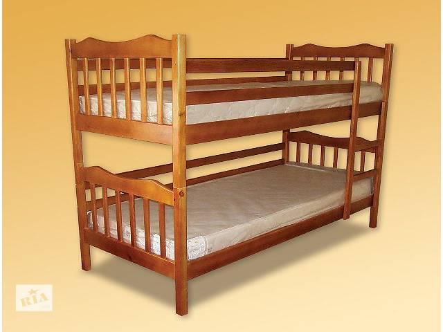 продам Двухярусная кровать Маугли бу в Львове