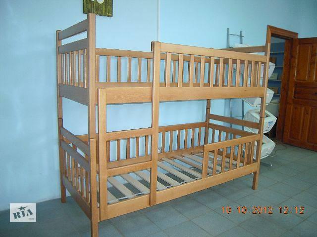 купить бу Двухярусная кровать Том и Джерри в Львове