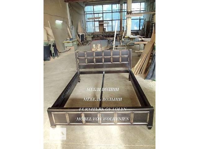 Двоспальне ліжко Айва-Люкс- объявление о продаже  в Луцке