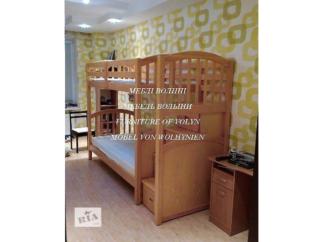Двухъярусная кровать Гаврила-Класс- объявление о продаже  в Луцке