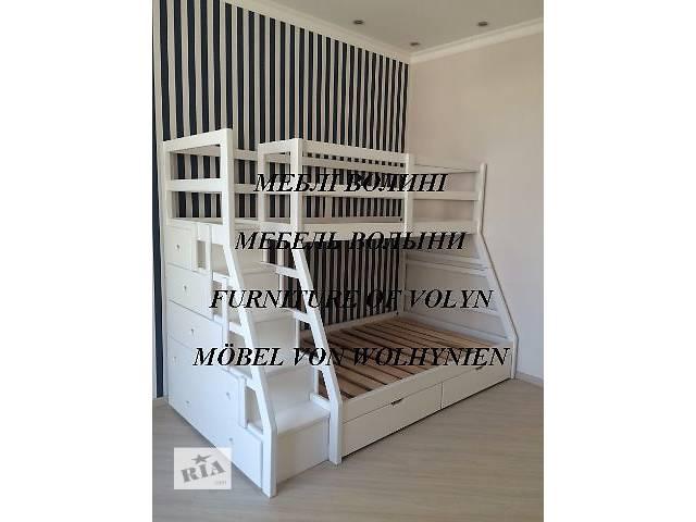 продам Двоярусне ліжко ДОМІНІКАНА бу в Луцке