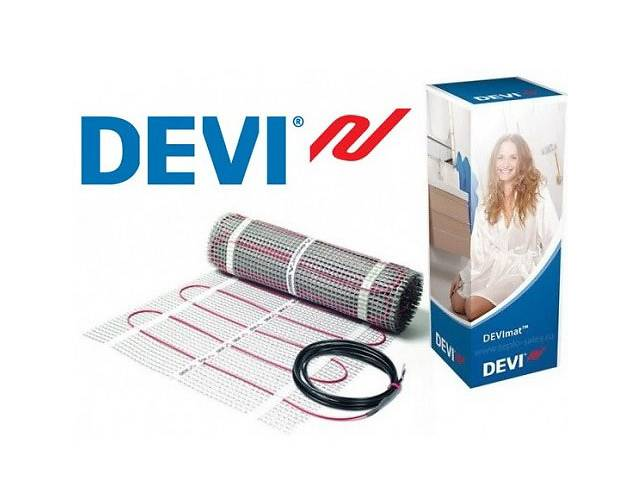 Двужильный нагревательный мат DEVIcomfortTM- объявление о продаже  в Киеве