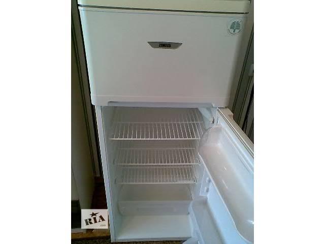 Двухкамерный холодильник zanussi zrb 634 w2 фото