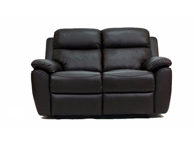бу Двухместный диван из натуральной кожи Алабама Бис (Alabama Bis) в Киеве