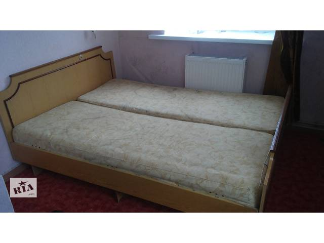 Двухспальная кровать- объявление о продаже  в Житомире