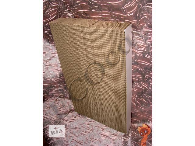 купить бу Двухсторонняя когтеточка-лежанка ECOcat из гофрокартона (драпка) в Киеве