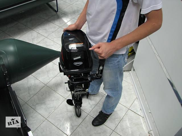Двухтактный  мотор Tohatsu 9,8 BS - объявление о продаже  в Киеве