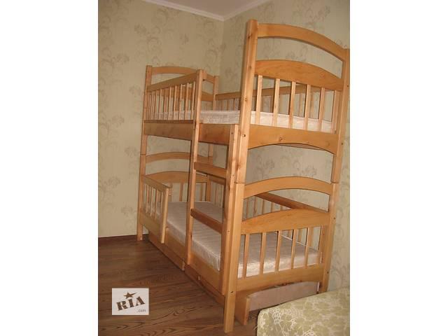 продам двухъярусная кровать, кровать трансформер Карина люкс бу в Броварах