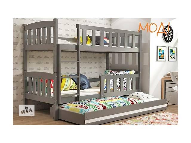 продам двухъярусная кровать  Модди бу в Львове