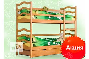 Новые Двухъярусные детские кровати L.Rossi