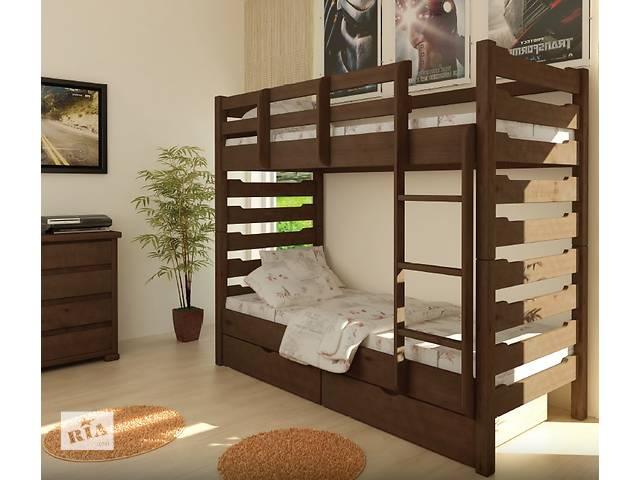 Двухъярусная кровать-трансформер Троя- объявление о продаже  в Киеве