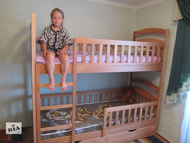 бу Двухъярусная кровать для детей! в Киеве
