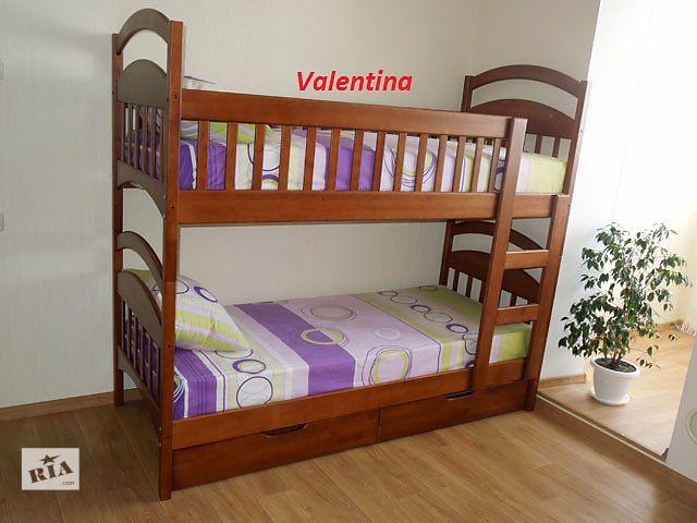 бу Двухъярусная кровать Карина-Люкс цена производителя Бесплатная доставка в Харькове