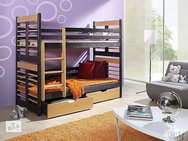 Августин - двухъярусная кровать (трансформер), от производителя- объявление о продаже  в Киеве