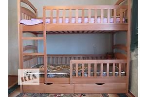 Двухъярусная кровать детская Карина-Люкс с дерева!