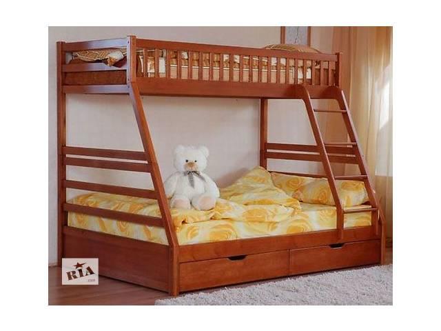 Двухъярусная кровать Юлия с ящиками- объявление о продаже  в Василькове