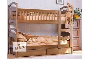 Нові Двоярусні дитячі ліжка Letto