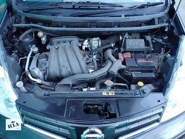 Двигун 1.4. 1.6 Nissan Note 2003-2011р- объявление о продаже  в Львове