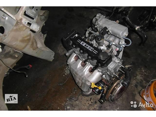 бу Двигатель 1.5 8кл Daewoo Lanos-Sens, Део Ланос-Сенс ДВС в Львове