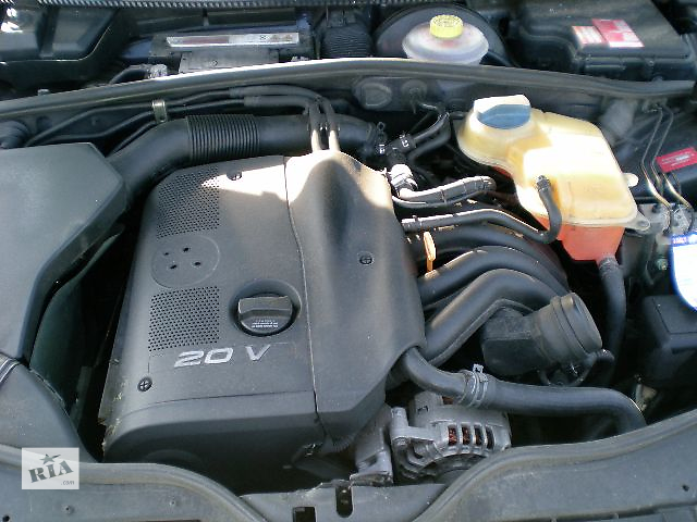 Двигатель 1.8 92kw APT 1999р. Volkswagen B5 1999- объявление о продаже  в Луцке