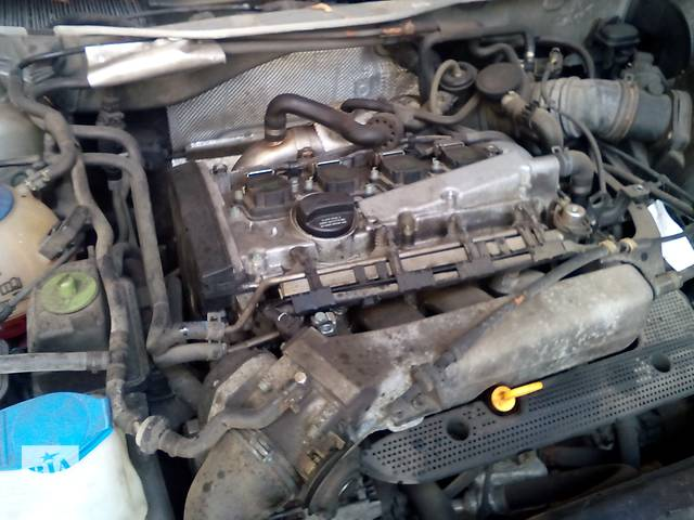 Двигатель 1.8T (AGU) Skoda Octavia Tour- объявление о продаже  в Киеве