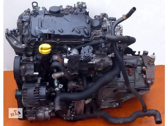 бу Двигатель 2.0 dCi – M9R 780 (84Квт) Renault Trafic Рено Трафик 01-11гг в Ровно