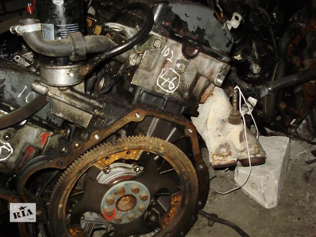 Двигатель на мерседес а 190