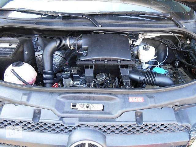 купить бу Двигатель 2.2 cdi OM646 bi-turbo Mercedes Sprinter 906 2006-2012г в Ровно