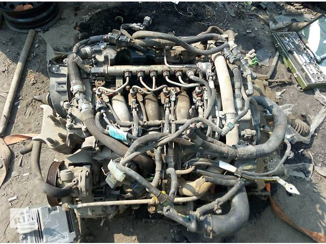 бу Двигатель 2.2 TDI турбо дизель  Citroen Jumper 2011 в Одессе