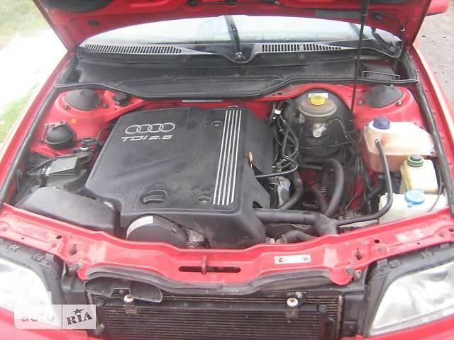 бу Двигатель 2.5TDI AAT 85kw Audi A6 C4 в Луцке