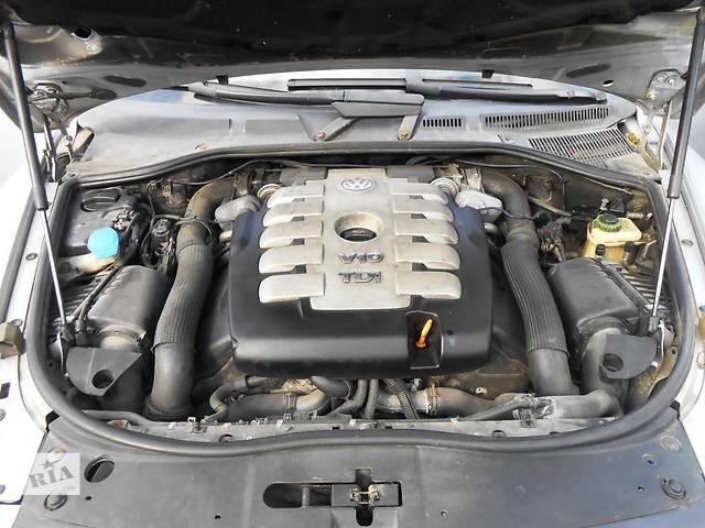 Двигатель 5.0 V10 TDI Volkswagen Touareg (BLE) Туарег мотор двигун- объявление о продаже  в Ровно