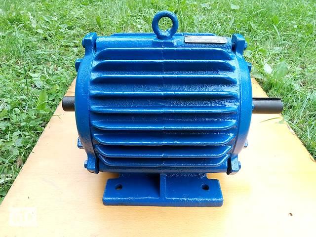 продам Двигатель асинхронный 3-х фазный 2,2 квт бу в Львове