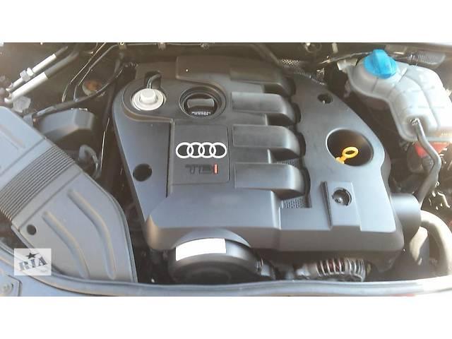 купить бу Двигатель Audi A4 B6 1.9 tdi AWX #ЕвроСвап в Харькове