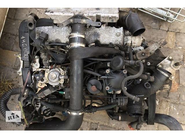 бу Двигатель без навесного Ducato, Jumper, Boxer 1.9 TD DHX (1905 куб.см.) 1994-2002 в Ковеле