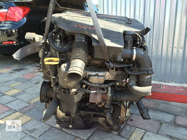 бу Двигатель без навесного Fiat Doblo 1.3 D Multijet 223 A9.000 (1248 куб.см.) 2005-2009 в Ковеле
