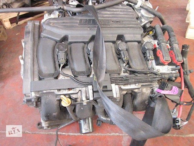 купить бу Двигатель без навесного Fiat Doblo 1.6 16V 223AXD1A (1596 куб.см.) 2000-2005 в Ковеле