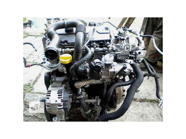 купить бу Двигатель без навесного Trafic, Vivaro, Primastar 2.0 DCI FLOH (1995 куб.см.) 2007-2013 в Ковеле
