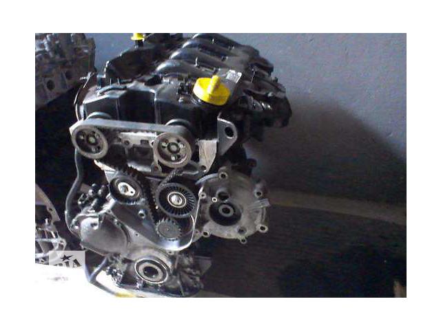 продам Двигатель без навесного Trafic, Vivaro, Primastar 2.5 DCI FLOD (2464 куб.см.) 2003-2013 бу в Ковеле